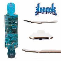 Kebbek skateboard Longboard skate. Twinkinx skate hause 43x9.73