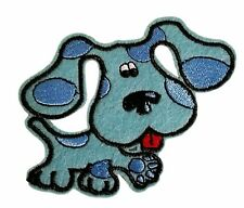 "Blues Clues Dog Figure 2"" Tall Embroidered Costume Patch"