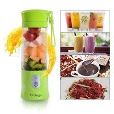 Mini Portable USB Electric Fruit Juicer Smoothie Maker Blender Rechargeable