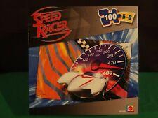 2008 MATTEL SPEED RACER 100 PIECE JIGSAW PUZZLE
