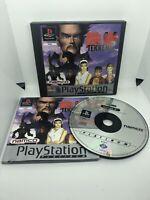 PS1 GAME Tekken 2 Game Platinum Edition (Sony PlayStation 1, 1996) Complete VGC