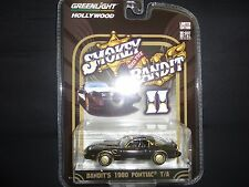Greenlight Pontiac Firebird TA 1980 Smokey and the Bandit II 44711 1/64