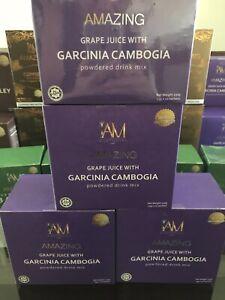 IAM WORLDWIDE AMAZING GRAPE JUICE WITH GARCINIA CAMBOGIA