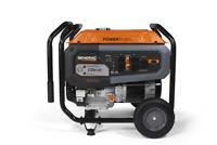 Generac 7680 | GP6500 - 6,500 Watt Gas Portable Generator, w/ CoSense | 49 State