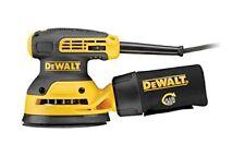 Dewalt DWE6423 Levigatrice Roto-Orbitale, 280 W, 220 V, Giallo/Nero, 125 (f9Q)