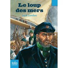 Livre Neuf - Le loup des mers
