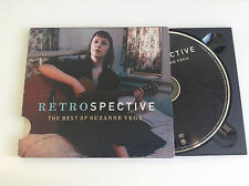 RetroSpective: The Best Of Suzanne Vega by Suzanne Vega (2005) CD