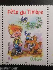 FRANCE 2002, timbre 3467a, BOULE et BILL, FETE TIMBRE, neuf**, COMICS MNH