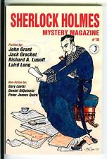 SHERLOCK HOLMES MYSTERY MAGAZINE #16, new 2015 US trade pb, fact and fiction