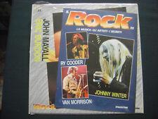 WOW JOHN MAYALL-E.BURDON LP RARO SIGILLATO by ROCK DE AGOSTINI 33+LIBRETTO