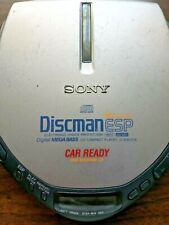 Sony Cd Compact Player Portable