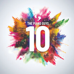 The Piano Guys - 10 (deluxe) - 3 Cd