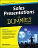 Hansen-Sales Presentations Fd BOOK NUOVO