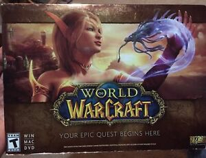 World of Warcraft Battlechest [ Collection Package ] (PC / DVD) NEW