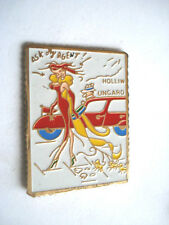 PINS RARE HOLLIW UNGARO ASK MY AGENT PIN UP