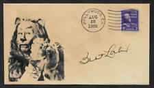 The Wizard of Oz Lion Collector Envelope Original Period 1939 Stamp OP1156