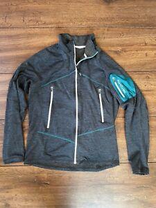 Ortovox - Fleece Light Melange Jacket - Fleecejacke Black Steel L
