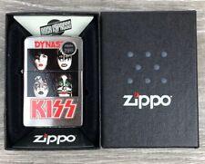 Zippo Rare Kiss Dynasty Lighter