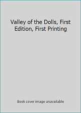 Valley of the Dolls, First Edition, First Printing by Jacqueline Susann