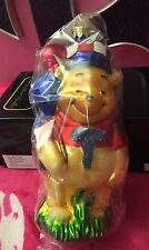 Christopher Radko Ornament Disney Patriotic Winnie the Pooh Bear  New in Box