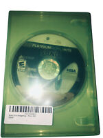Microsoft Xbox 360 - Sonic the Hedgehog -Platinum Family Hits Disc Only