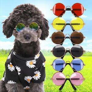 Pet Dog Sunglasses Cat Puppy Eye Props Small Eye-Wear Little Protection Cute