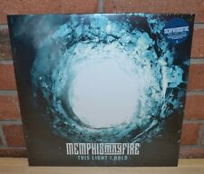 MEMPHIS MAY FIRE - This Light I Hold, Limited 1st Pr COLORED VINYL LP + Download