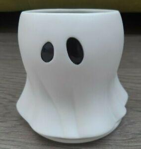 Yankee Candle Halloween Ghost Votive Candle Holder Tea Light Holder Brand New
