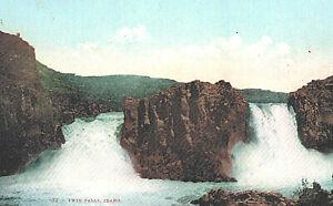 VIntage Postcard-#632, Twin Falls, ID