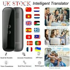 More details for bluetooth language translators device real-time voice smart translation offline