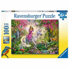 Ravensburger Unicorns XXL 100pc Jigsaw Puzzle 10641