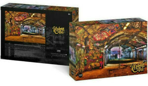 BANKSY - Tunnel 1000pc Jigsaw Puzzle by Urban Art NEW - FREE POST