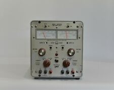 Power Designs Model Tw5005 Twin Power Supply Powered On Untested