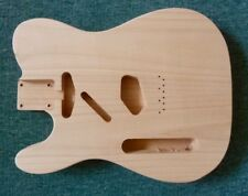 L/H Alder TL body, 44.5mm deep, 2 piece,sanded, not sealed, fabulous replacement
