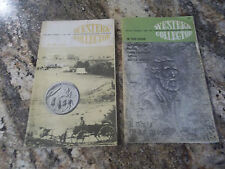 Vintage Western Collector Magazine, April 1967 and July 1967