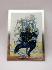 Final Fantasy Art Museum Card Special Dark Knight & Paradin #137/SP02