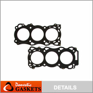 Fits 02-08 Nissan Infiniti 3.5L DOHC Left andRight MLS Head Gaskets VQ35DE