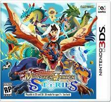 Monster Hunter Stories [Nintendo 3DS, Capcom, Amiibo Compatible, RPG, MH] NEW