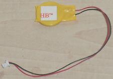 CMOS litio Battery Battery de Panasonic Toughbook cf-w5