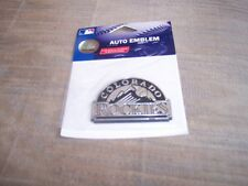 New---MLB---Colorado Rockies---Licensed Team Memorabilia---Auto Emblem