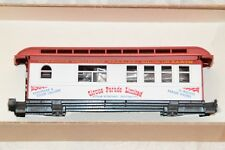 Roundhouse HO kit 3796 circus coach 34' Ringling brothers baggage limited kit