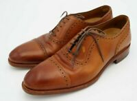 Beckett Simonon Durant Oxfords - Tan Size 8