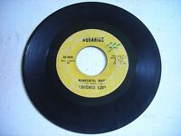 Candace Love Wonderful Night / Oh! Oh! Boy, That's a No No 1969 45rpm