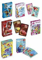 Disney SNAP CARD GAMES - Select Character - Children's Games Memory Pairs Domino