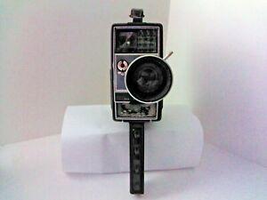 Vintage Kodak Electric 8 Zoom Camera Parts or Repair