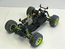 GEN RACING 1/8 RC RACING TRUCK WITH NITRO GAS ENGINE - USED