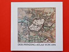 Buch: Der Pfinzing-Atlas von 1594 * Zustand: gut + * gebraucht