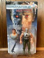 Battle Damage Terminator 2 Vintage Action Figure New 1992 Kenner 90s Movie
