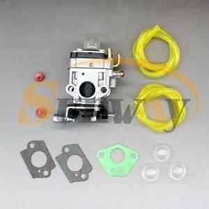 Carburetor Feul Line Kit for BC520 Handy 52CC Brush Cutter Trimmer Multi Tool
