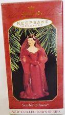New Hallmark Keepsake Ornament Collector'S Series Scarlett O'Hara 1997